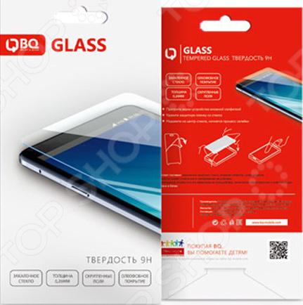 Стекло защитное BQ BQS-5065 Choice защитные стекла liberty project защитное стекло lp для nokia 630 tempered glass 0 33 мм 9h ударопрочное