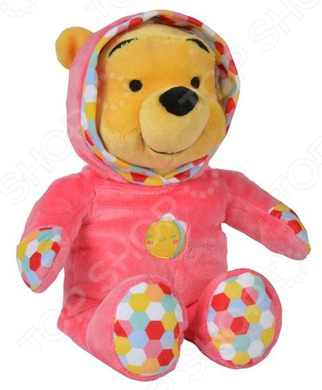 Мягкая игрушка Nicotoy «Медвежонок Винни в комбинезоне»