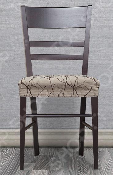 Zakazat.ru: Комплект натяжных чехлов на сиденье стула Еврочехол «Ванесса»