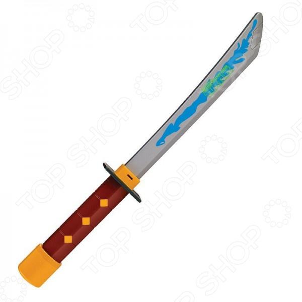 Оружие игрушечное Nickelodeon «Меч Леонардо» вешалка леонардо
