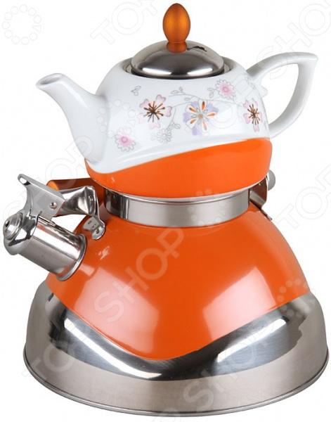 Набор чайников Pomi d'Oro P-650132 гриффис м эпштейн л как заработать на акциях для чайников