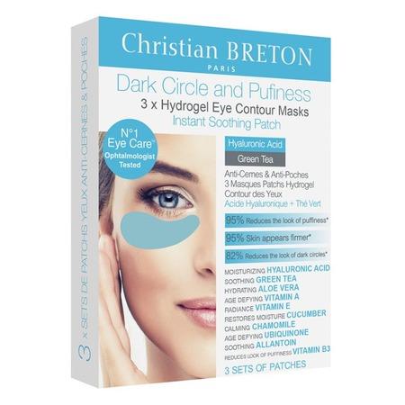 Купить Набор патчей от темных кругов и отечности вокруг глаз Christian Breton Paris Dark Circle and Pufiness
