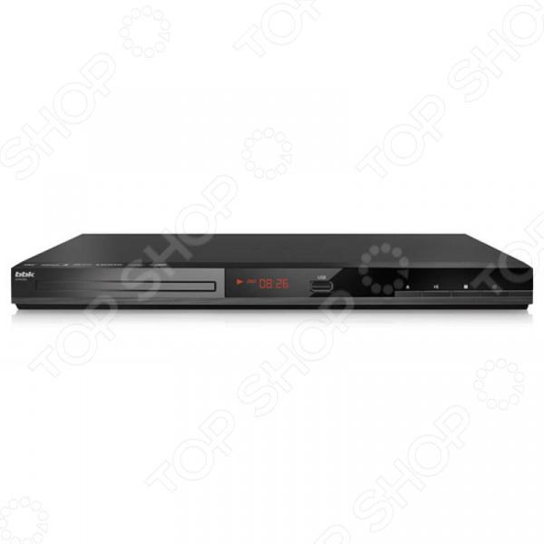 DVD-плеер BBK DVP036S In'Ergo