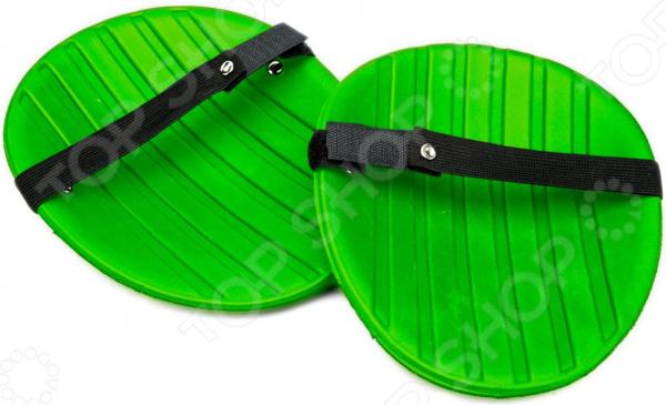 Наколенники. Цвет: зеленый. Уцененный товар