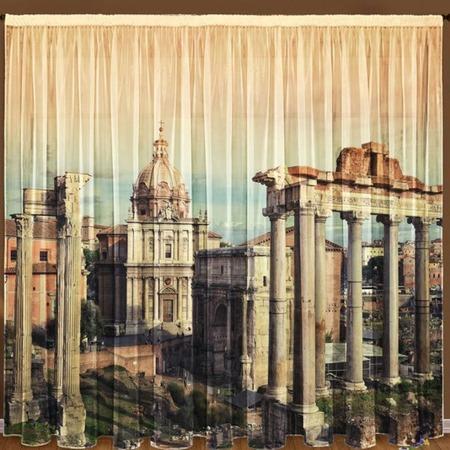 Купить Фотошторы ТамиТекс «Афины»