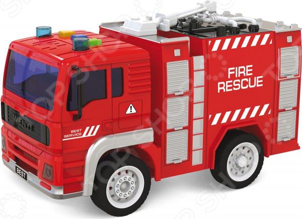 Машинка игрушечная Taiko «Пожарная машина»