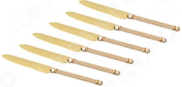 Набор ножей для сервировки Claret 661-029 набор кухонных ножей квартет кизляр