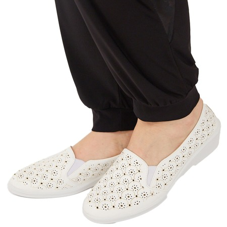 Купить Туфли АЛМИ «Дорилея». Цвет: белый