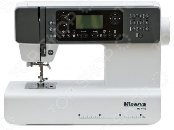 цена на Швейная машина Minerva MC 440E