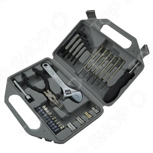 Набор инструментов KomfortMax KF-1188 набор инструмента komfortmax 108 предметов kf 992