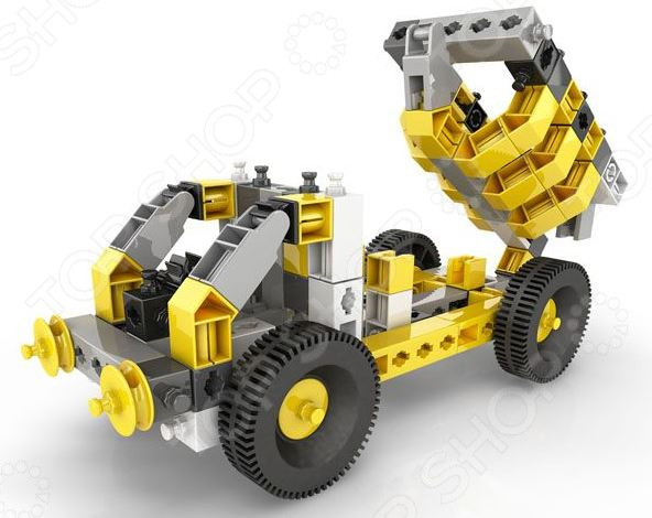 Конструктор игровой для ребенка Engino Pico builds/Inventor «Спецтехника» Конструктор игровой для ребенка Engino Pico builds/Inventor «Спецтехника» /