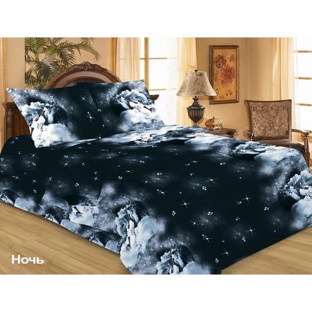Купить Комплект постельного белья Mango «Ночь». 2-спальный