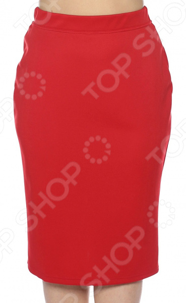 Юбка Лауме-Лайн «Любимый цвет». Цвет: красный юбка лауме лайн волшебная улыбка цвет коричневый