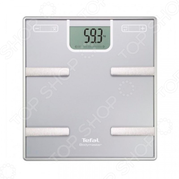 Весы Tefal BM6010 весы напольные tefal bm6010 серебристый