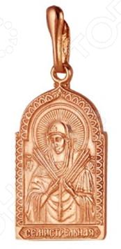 Кулон «Семистрельная икона Божьей матери» кулон ладанка sokolov золотой кулон икона божьей матери владимирская nd103664