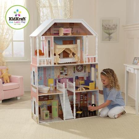 Купить Кукольный дом с аксессуарами KidKraft «Саванна»