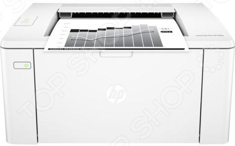 Принтер HP LaserJet Pro M104a принтер hp laserjet pro m104a лазерный