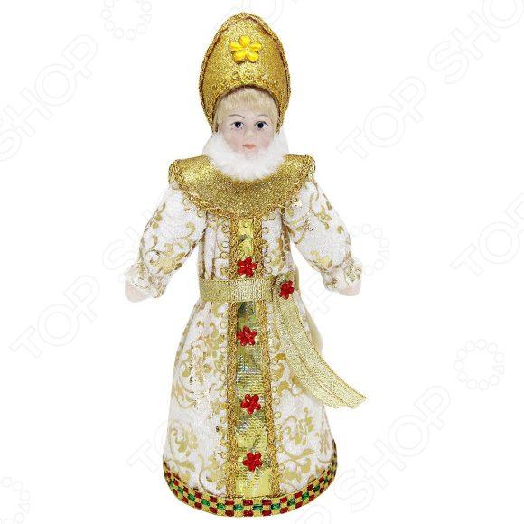 Кукла под елку Новогодняя сказка «Снегурочка» 973031