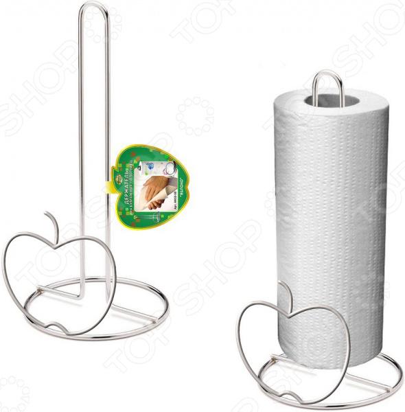 Держатель для бумажных полотенец Мультидом AN52-58 alessi держатель для бумажных полотенец bunny