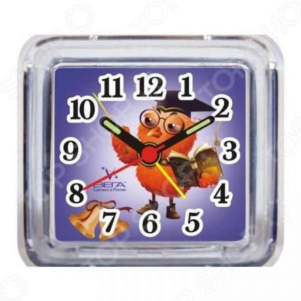 Будильник Вега Б 1-029 «Школьный звонок»