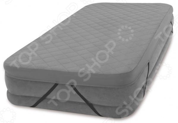 Наматрасник для надувной кровати Intex AirBed Cover