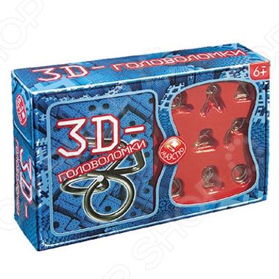 Набор головоломок Новый формат 39707 набор для творчества новый формат 5 головоломок и 26 5 головоломных задач