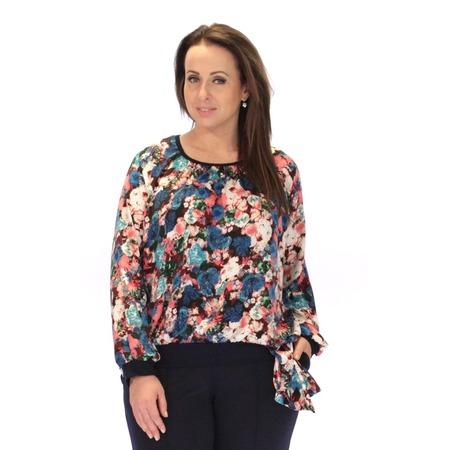 Купить Блуза Матекс «Фестиваль цветов»