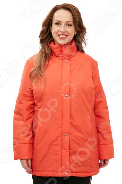 Куртка СВМ-ПРИНТ «Тепло на двоих». Цвет: красный