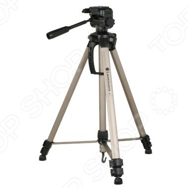 Штатив для фото- и видеокамеры Continent A1 штатив continent е 3