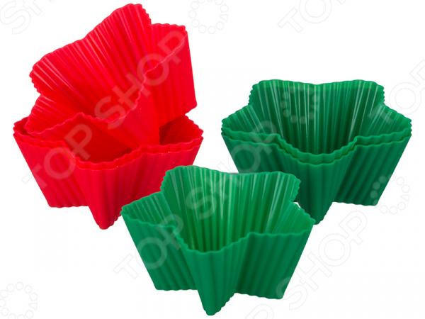 Набор форм для выпечки Agness 710-321