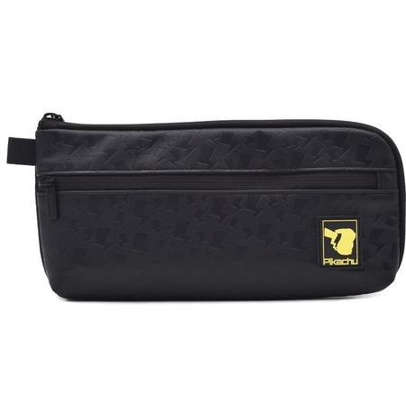 Купить Чехол защитный HORI Lux pouch. Pikachu для Nintendo Switch/Switch Lite