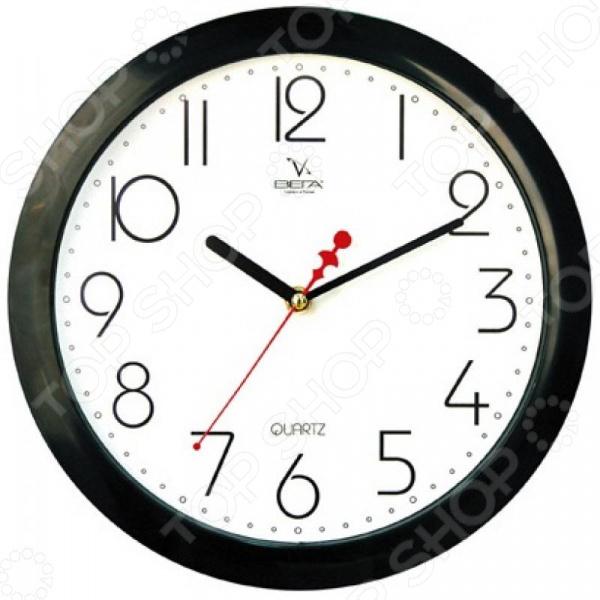 Часы настенные Вега П 1-6/6-4 «Классика»