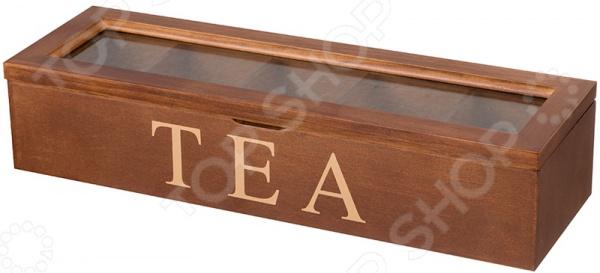 Шкатулка для чая 255-043 - артикул: 1915490
