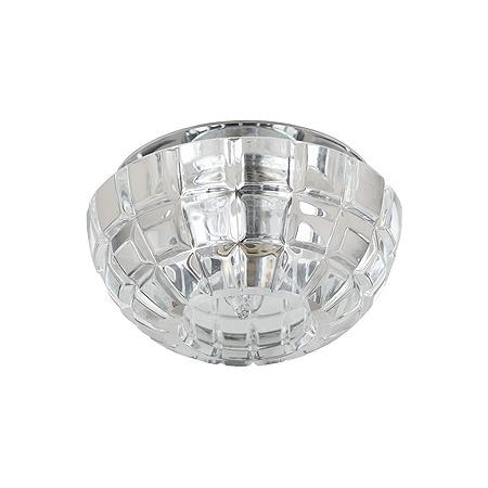 Купить Светильник потолочный декоративный Эра DK45 CH/WH