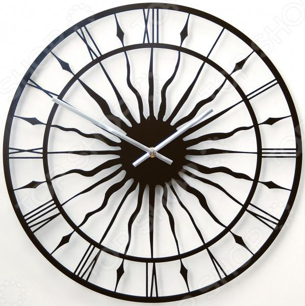 Часы настенные MEVOCLOCK «Солнце» Э002