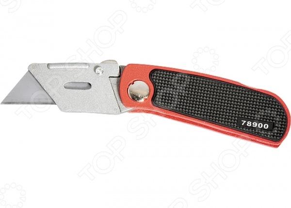 Нож складной MATRIX MASTER 78900 степлер мебельный matrix master 40903