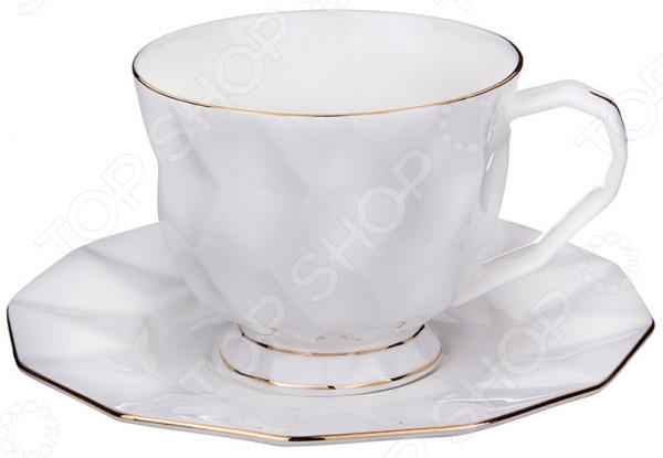 Чайная пара Lefard 264-761 наборы для чаепития lefard чайная пара венская классика 230мл