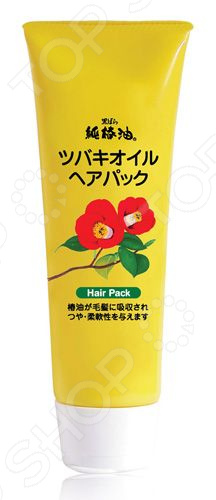 Маска для волос Kurobara Tsubaki Oil «Чистое масло камелии»