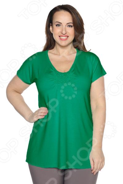 Блуза Матекс «Радость солнцу». Цвет: зеленый блуза матекс радость солнцу цвет красный