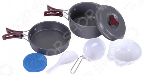 Набор посуды туристической Boyscout «Туристический» 61166