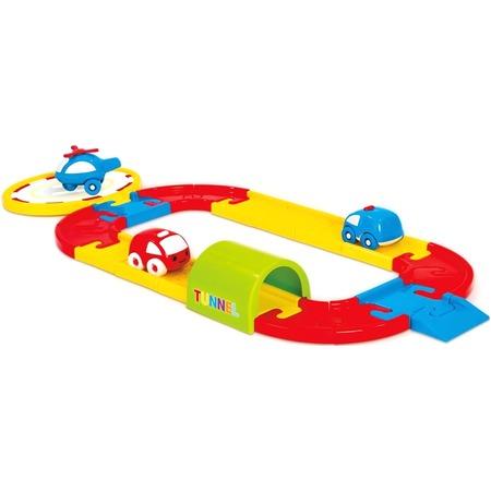 Купить Набор игровой для мальчика Dolu «Круговая дорога с машинками»