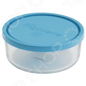 Контейнер для продуктов круглый Bormioli Rocco Frigoverre контейнер bormioli rocco frigoverre квадратный цвет синий 750 мл