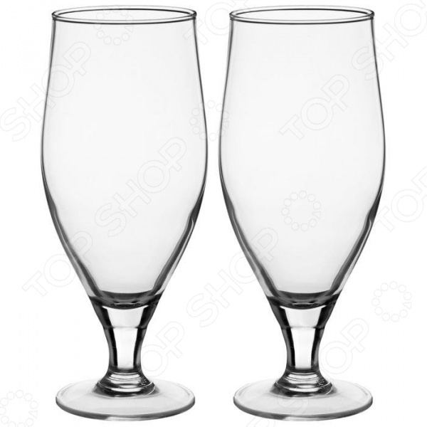 Набор бокалов для пива Luminarc French Brasserie набор бокалов luminarc french brasserie 6шт 250мл д коньяка стекло