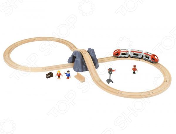 Набор железнодорожный Brio «Стартовый»