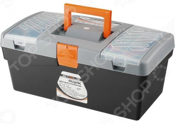 Ящик для инструмента Stels 90704 ящик для крепежа stels 90708