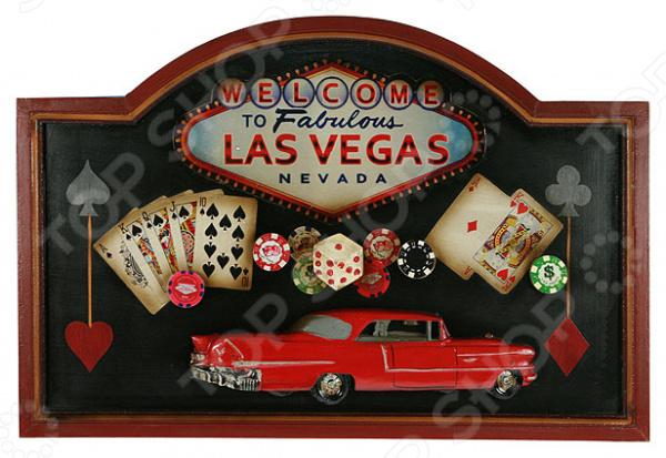 Коллаж настенный «Лас Вегас» - артикул: 941023