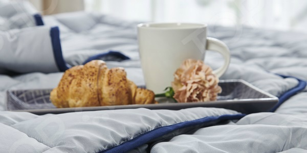 Адаптивный комплект: подушка и одеяло Dormeo «Комфорт» 7