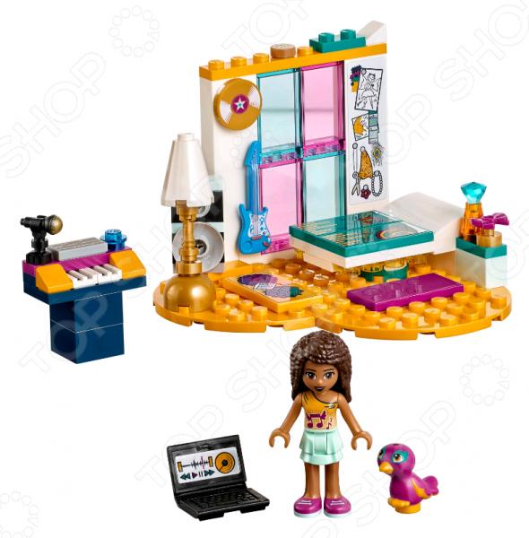 Конструктор игровой LEGO Friends «Комната Андреа»