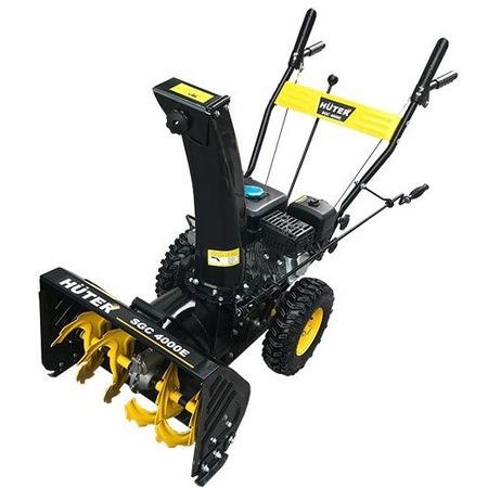 Купить Снегоуборщик Huter SGC 4000E