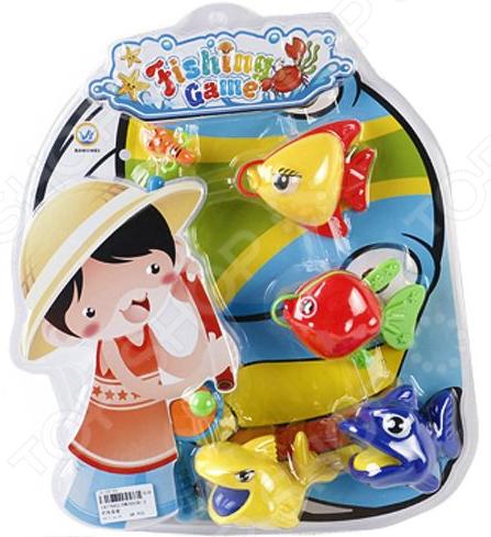 Набор для ребенка Наша Игрушка «Рыбалка» 633815. В ассортименте